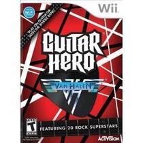 Guitar Hero Van Halen - Wii - Nintendo