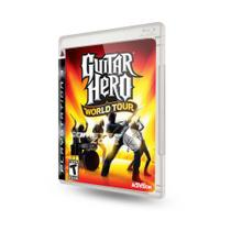 Guitar Hero: World Tour - PS3 - Activision