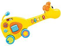 Guitarra de Brinquedo Girafa 2 em 1 Winfun -