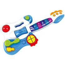 Guitarra de Brinquedo  - Minha Primeira Guitarra Elétrica Multikids Baby