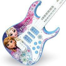 Guitarra Eletrônica Infantil Frozen - Toyng -
