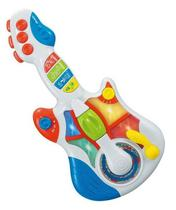 Guitarra Eletrônica Musical Infantil - Zoop Toys ZP00047 - Zoops toys