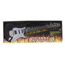 Guitarra Eletrônica Preto DTC -