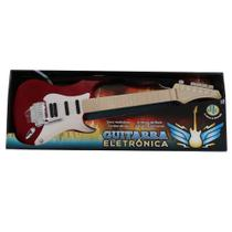 Guitarra Eletrônica Vermelha DTC -