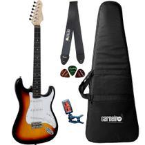 Guitarra Giannini G100 Sunburst + Capa Correia Afinador -