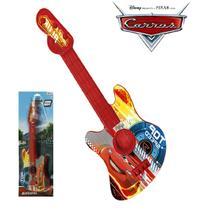 Guitarra infantil acustica carros pequena na cartela - Etitoys
