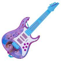 Guitarra Infantil Com Luz - Frozen 2 - Toyng