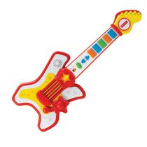 Guitarra Infantil Fun Fisher Price Rockstar -