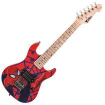 Guitarra Infantil Marvel Spider Man Kids Gms-K1 Phx -