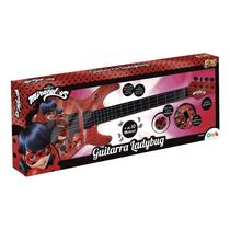 Guitarra Infantil Miraculous Ladybug 81079 - Fun -