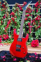 Guitarra Jackson Dinky 291 0110 Js11 552 Metallic Red -