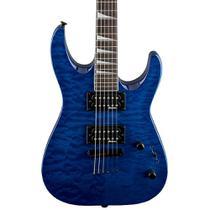 Guitarra Jackson Dinky Arch Top JS32TQ Quilted Maple Transparent Blue -