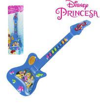 Guitarra Musical Brinquedo Criança Princesas Disney a Pilha - Etitoys