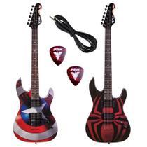 Guitarra PHX Marvel -