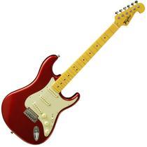 Guitarra Strato 6 Cordas Woodstock Vermelha Tg530mr Tagima -