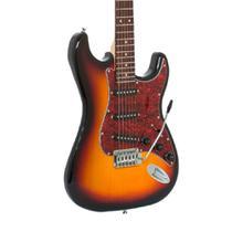 Guitarra strato giannini 3 singles g-100 3ts/tt -