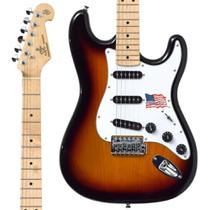 Guitarra Stratocaster SX SST ALDER 3TS Sunburst Vintage -