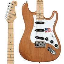 Guitarra Stratocaster SX SST ALDER NA Natural Vintage Series -