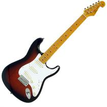 Guitarra SX Sst57 2Ts Vintage Series Sunburst -