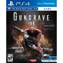 Gungrave: Loaded Coffin Edition (VR) - PS4 - Sony