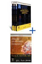 Guyton e Hall 12ª Ed. + Netter - Atlas de Anatomia Humana 6ª Ed. - Elsevier