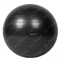 f70ec714a1 Gym Ball Bola Suica 75 Cm Anti Estouro em Pvc Preto Proaction