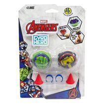 Gyro Hero Avengers c/ 2 Marvel 4923 - DTC -