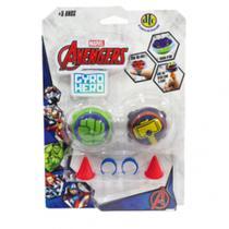 Gyro Hero Avengers Marvel - Dtc - 7898633989853 -