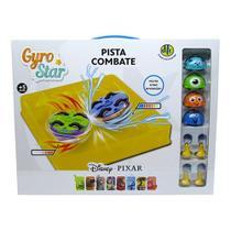 Gyro star disney/pixar - pista combate 4916 dtc -