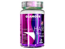 Hair Skin And Nails 60 Caps Glamour Nutrition - Midway -
