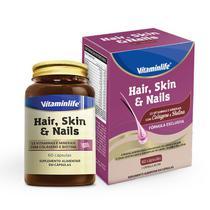 Hair, skin & nails vitaminlife 60 cap - Vitamin Life