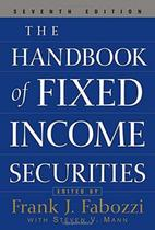 Handbook of fixed income securities - 7th ed - Mhp - Mcgraw Hill Professional -