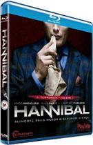 Hannibal - 1ª Temporada, V.1 (Blu-Ray) - Playarte (rimo)