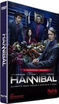 Hannibal - 1ª Temporada, V.1 - Playarte (Rimo)