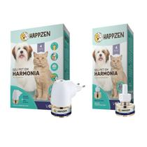 Happzen seu pet em Harmonia Difusor + 2 Refis 30ml - Vetco -