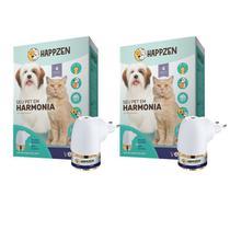 Happzen seu pet em Harmonia Difusor + Refil 30ml (2 unid) - Vetco -
