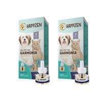 Happzen seu pet em Harmonia Refil 30ml (2 unidades) - Vetco -