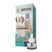 Happzen seu pet em Harmonia Refil 30ml - Vetco -