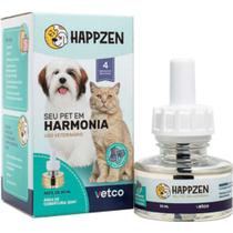 Happzen Vetco Refil de 30ml P/ Cães e Gatos -