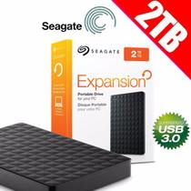 Hard Disk Externo Seagate Expansion 2TB, interface: USB 3.0 -