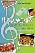Harmonia De Escola De Samba: Teoria E Prática - Litteris editora