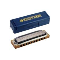 Harmônica Diatônica Hohner Blues Harp E (Mi) Gaita de boca M533056 -