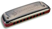 Harmonica Golden Melody 542/20 - C (DO) - HOHNER -