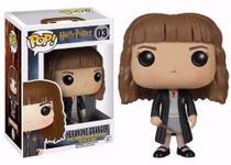 Harry Potter - Hermione Granger Boneco Pop Da Funko 10cms -