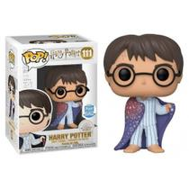 Harry Potter in Invisible Cloak - Funko Pop - 111 - Limited Edition -
