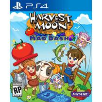 Harvest Moon Mad Dash - Ps4 - Sony