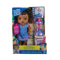 Hasbro Baby Alive - Bebê Misturinha Magical Negra - E6945 -