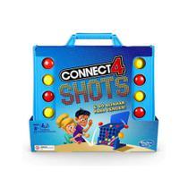 Hasbro Jogo Connect 4 Shots -