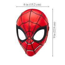 Hasbro spider man miles moreles acessorio mascara fx e0619 -