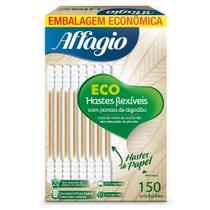 Hastes Flexíveis Eco - 150 Unidades - Affagio